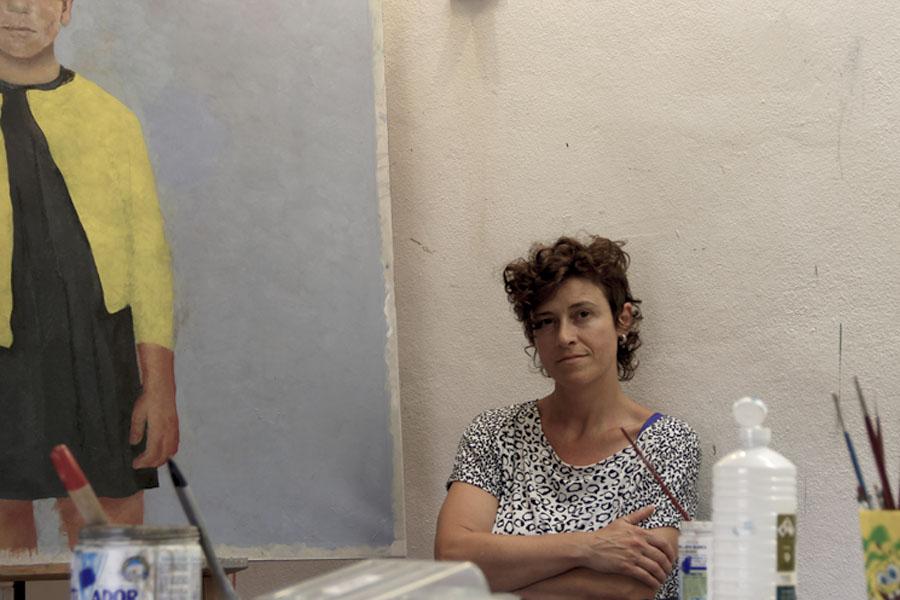CATALINA JULVE - PINTORA